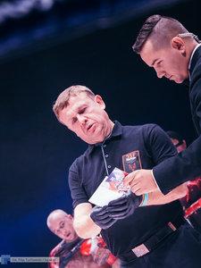 Kickboxingowa rywalizacja na najwyższym poziomie - 28 zdjęcie w galerii.