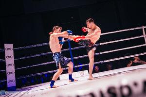Kickboxingowa rywalizacja na najwyższym poziomie - 30 zdjęcie w galerii.