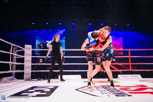 Kickboxingowa rywalizacja na najwyższym poziomie - 31 zdjęcie w galerii.