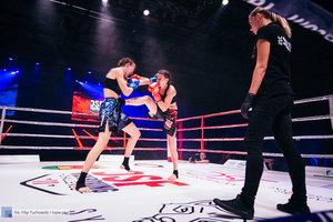 Kickboxingowa rywalizacja na najwyższym poziomie - 32 zdjęcie w galerii.