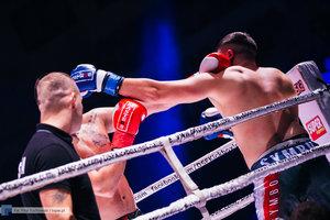 Kickboxingowa rywalizacja na najwyższym poziomie - 34 zdjęcie w galerii.