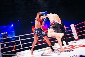 Kickboxingowa rywalizacja na najwyższym poziomie - 36 zdjęcie w galerii.