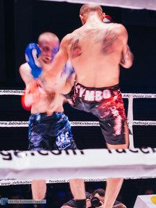 Kickboxingowa rywalizacja na najwyższym poziomie - 41 zdjęcie w galerii.
