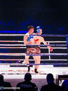 Kickboxingowa rywalizacja na najwyższym poziomie - 42 zdjęcie w galerii.