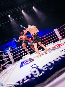 Kickboxingowa rywalizacja na najwyższym poziomie - 50 zdjęcie w galerii.