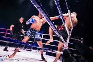 Kickboxingowa rywalizacja na najwyższym poziomie - 51 zdjęcie w galerii.