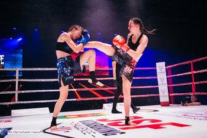 Kickboxingowa rywalizacja na najwyższym poziomie - 55 zdjęcie w galerii.
