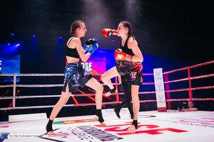 Kickboxingowa rywalizacja na najwyższym poziomie - 58 zdjęcie w galerii.