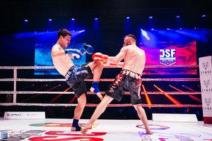 Kickboxingowa rywalizacja na najwyższym poziomie - 61 zdjęcie w galerii.