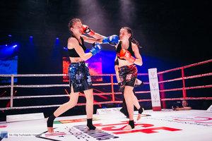 Kickboxingowa rywalizacja na najwyższym poziomie - 65 zdjęcie w galerii.