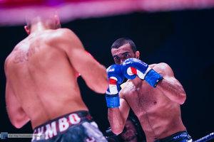 Kickboxingowa rywalizacja na najwyższym poziomie - 74 zdjęcie w galerii.