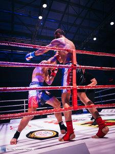 Kickboxingowa rywalizacja na najwyższym poziomie - 76 zdjęcie w galerii.
