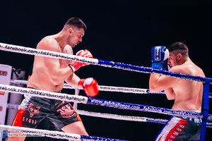 Kickboxingowa rywalizacja na najwyższym poziomie - 77 zdjęcie w galerii.