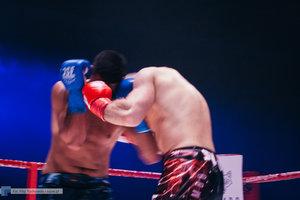 Kickboxingowa rywalizacja na najwyższym poziomie - 80 zdjęcie w galerii.