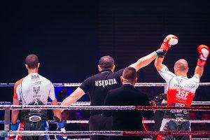Kickboxingowa rywalizacja na najwyższym poziomie - 83 zdjęcie w galerii.