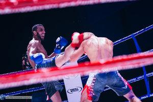 Kickboxingowa rywalizacja na najwyższym poziomie - 84 zdjęcie w galerii.