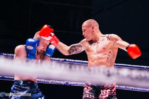 Kickboxingowa rywalizacja na najwyższym poziomie - 88 zdjęcie w galerii.