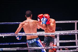 Kickboxingowa rywalizacja na najwyższym poziomie - 90 zdjęcie w galerii.