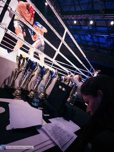 Kickboxingowa rywalizacja na najwyższym poziomie - 92 zdjęcie w galerii.