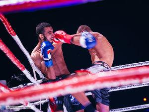 Kickboxingowa rywalizacja na najwyższym poziomie - 94 zdjęcie w galerii.
