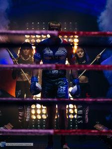 Kickboxingowa rywalizacja na najwyższym poziomie - 95 zdjęcie w galerii.