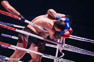 Kickboxingowa rywalizacja na najwyższym poziomie - 97 zdjęcie w galerii.