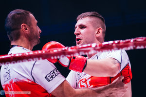 Kickboxingowa rywalizacja na najwyższym poziomie - 99 zdjęcie w galerii.