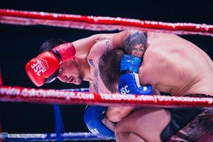 Kickboxingowa rywalizacja na najwyższym poziomie - 102 zdjęcie w galerii.