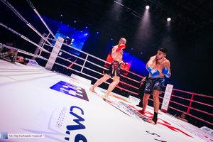 Kickboxingowa rywalizacja na najwyższym poziomie - 105 zdjęcie w galerii.