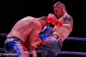Kickboxingowa rywalizacja na najwyższym poziomie - 111 zdjęcie w galerii.