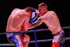 Kickboxingowa rywalizacja na najwyższym poziomie - 115 zdjęcie w galerii.
