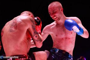 Kickboxingowa rywalizacja na najwyższym poziomie - 118 zdjęcie w galerii.