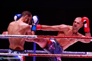 Kickboxingowa rywalizacja na najwyższym poziomie - 120 zdjęcie w galerii.