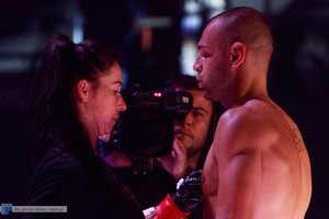 Kickboxingowa rywalizacja na najwyższym poziomie - 123 zdjęcie w galerii.