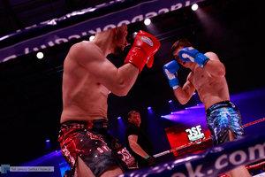 Kickboxingowa rywalizacja na najwyższym poziomie - 127 zdjęcie w galerii.