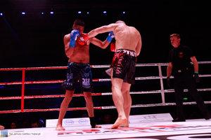 Kickboxingowa rywalizacja na najwyższym poziomie - 131 zdjęcie w galerii.