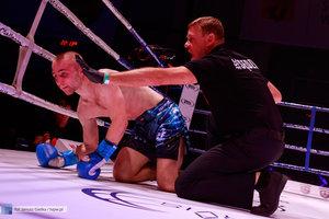 Kickboxingowa rywalizacja na najwyższym poziomie - 135 zdjęcie w galerii.