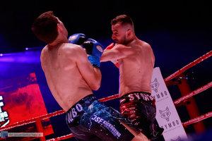 Kickboxingowa rywalizacja na najwyższym poziomie - 140 zdjęcie w galerii.