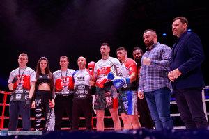 Kickboxingowa rywalizacja na najwyższym poziomie - 142 zdjęcie w galerii.