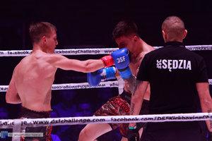Kickboxingowa rywalizacja na najwyższym poziomie - 144 zdjęcie w galerii.