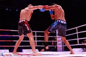 Kickboxingowa rywalizacja na najwyższym poziomie - 145 zdjęcie w galerii.