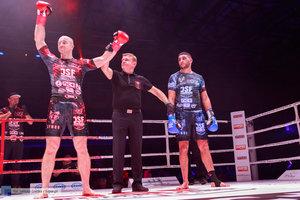 Kickboxingowa rywalizacja na najwyższym poziomie - 146 zdjęcie w galerii.