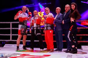 Kickboxingowa rywalizacja na najwyższym poziomie - 149 zdjęcie w galerii.