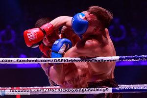 Kickboxingowa rywalizacja na najwyższym poziomie - 152 zdjęcie w galerii.