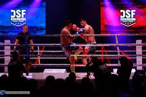 Kickboxingowa rywalizacja na najwyższym poziomie - 153 zdjęcie w galerii.