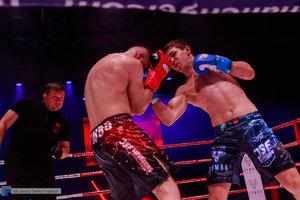 Kickboxingowa rywalizacja na najwyższym poziomie - 154 zdjęcie w galerii.