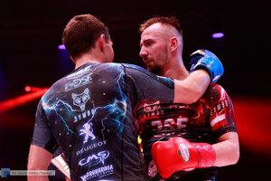 Kickboxingowa rywalizacja na najwyższym poziomie - 155 zdjęcie w galerii.