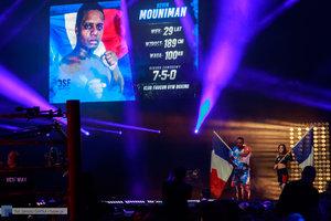 Kickboxingowa rywalizacja na najwyższym poziomie - 162 zdjęcie w galerii.
