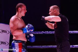 Kickboxingowa rywalizacja na najwyższym poziomie - 163 zdjęcie w galerii.