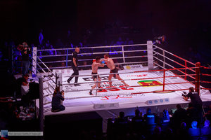 Kickboxingowa rywalizacja na najwyższym poziomie - 165 zdjęcie w galerii.